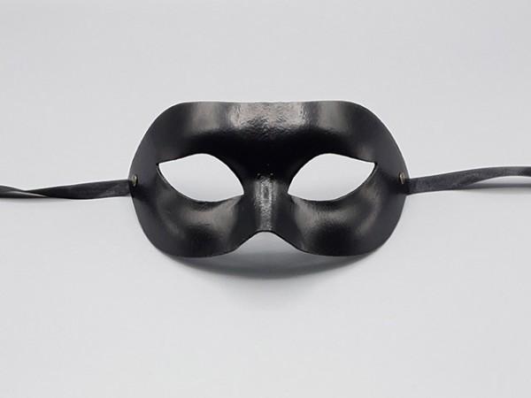 Schwarze Party-Maske