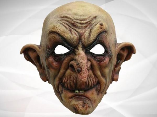 """Gruselige Maske """"The Wizard"""""""
