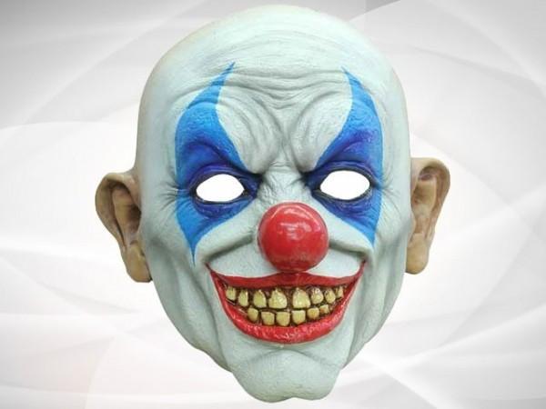 "Halloween-Maske ""Creepy Clown"""