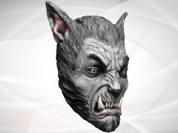 """Halloweenmaske """"Vollmond-Werwolf"""""""
