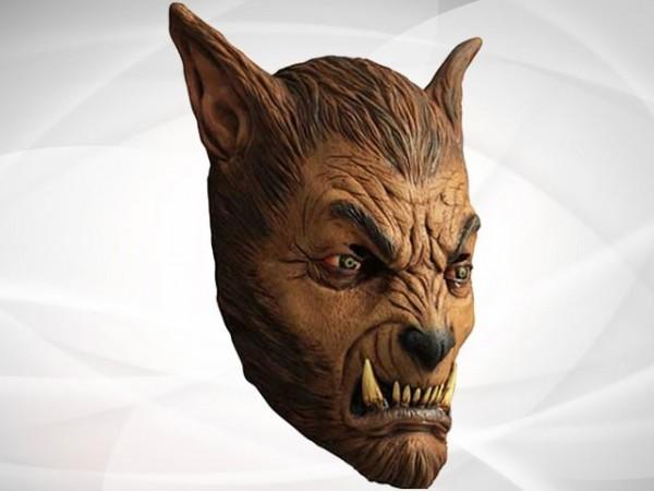 """Horrormaske """"Werwolf"""""""