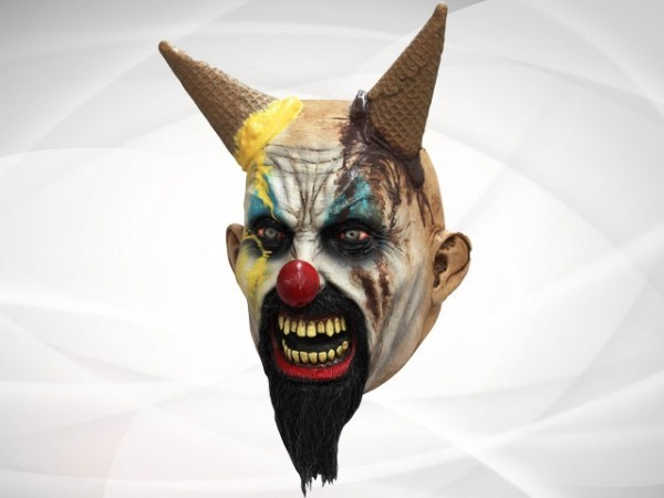 Ice cream clown