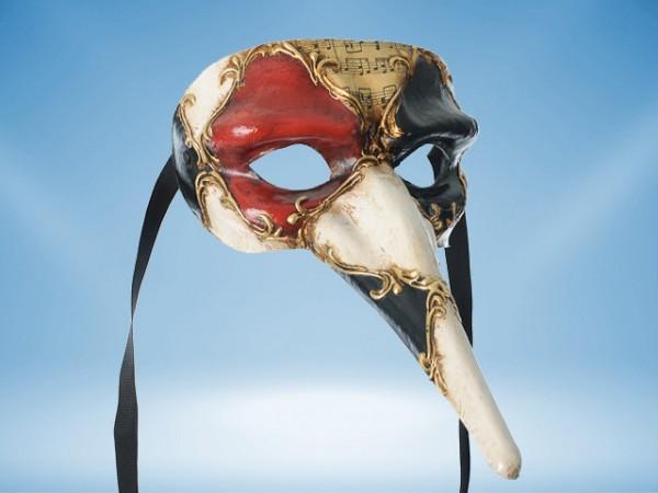 Scaramouche-Maske