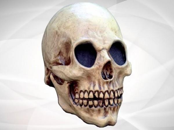 """Spukartige Maske """"Skull"""""""
