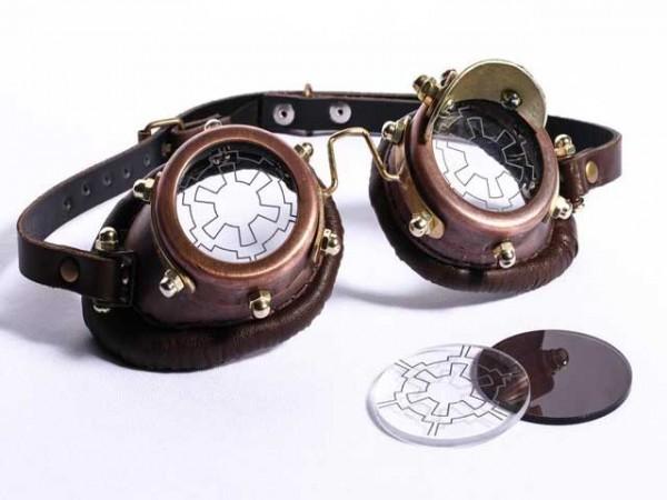 "Steampunk Goggles ""Vector"""